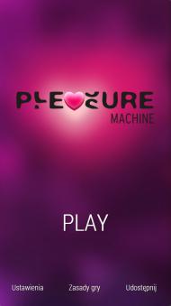 Pleasure Machine - Erotyczna gra wstępna dla par