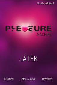 Pleasure Machine – Erotikus játék pároknak