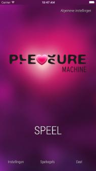 Pleasure Machine – Koppel voorspel erotisch spel