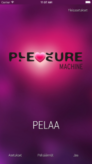 Pleasure Machine – Eroottinen peli pareille